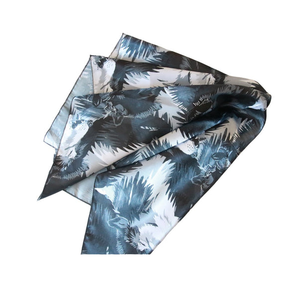 """Rogue Wolves"" - BLACKED OUT CAMO - Head Wrap"