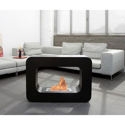 Bio Blaze Orlando Free Standing Ethanol Fireplaces - eFireplaceDirect.com
