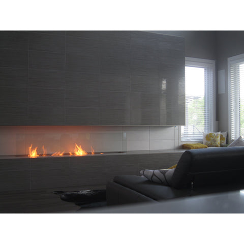 "The Bio Flame 38"" UL Listed Ethanol Fireplace Burner Indoor/Outdoor"