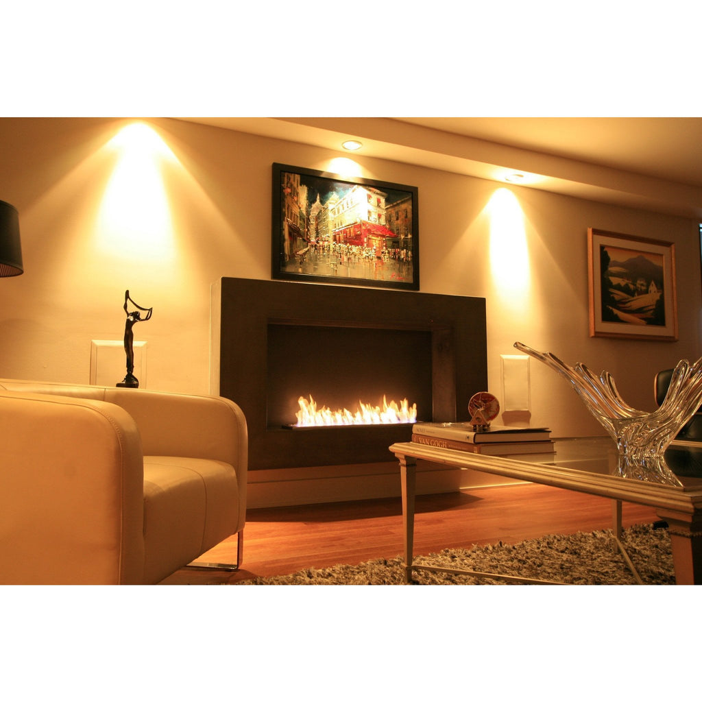 "The Bio Flame 48"" UL Listed Ethanol Fireplace Burner"