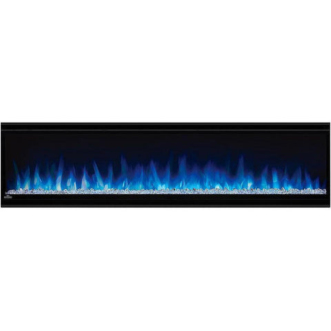 Napoleon Alluravision™ Series Deep Wall Mount Electric Fireplace NEFL60CHD, 60""