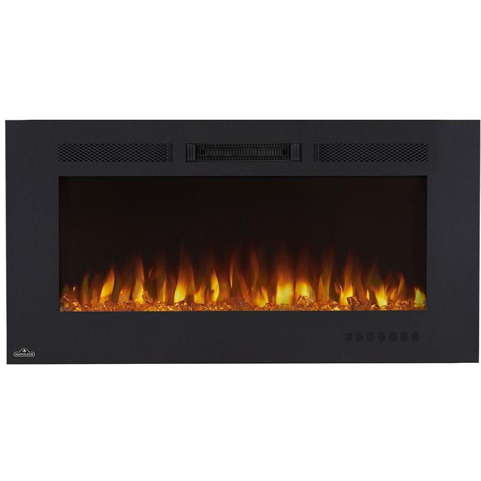 Napoleon Allure™ Phantom Wall Mount Electric Fireplace NEFL42FH-MT, 42""