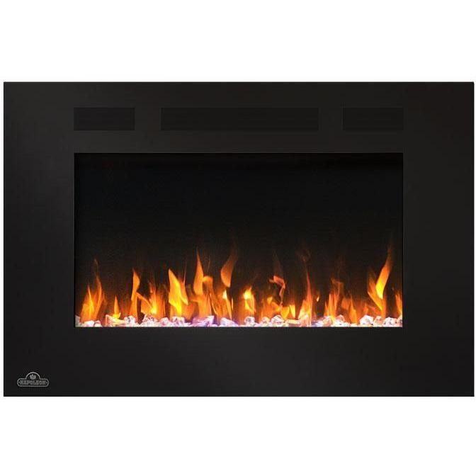 Napoleon Allure™ Phantom Wall Mount Electric Fireplace NEFL32FH, 32""