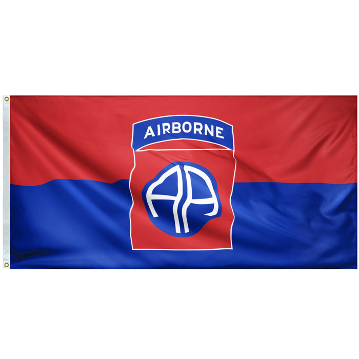 The 82nd Airborne Flag