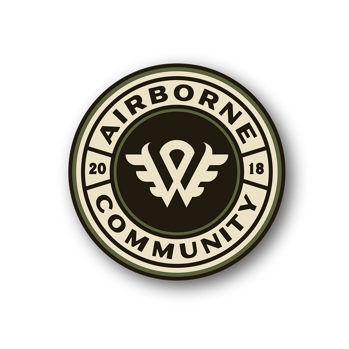 Community Badge Sticker