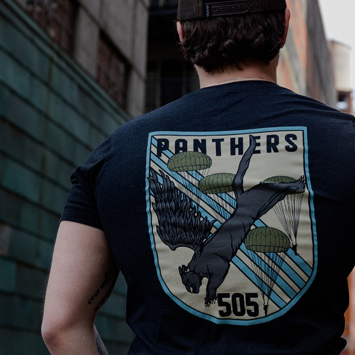 505th Panthers Remastered Shirt