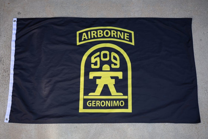 The 509th Airborne Flag