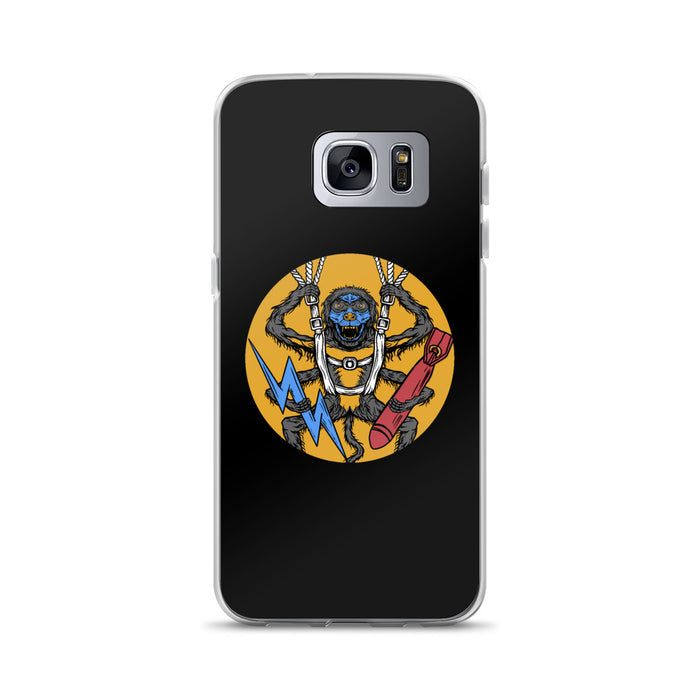 507th Spider Monkey Remastered Samsung Case