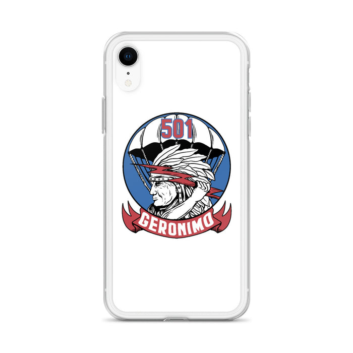 501st Geronimo iPhone Case