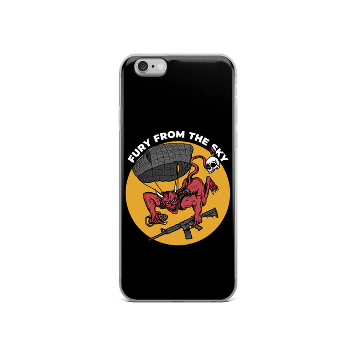 508th FFTS Remastered iPhone Case