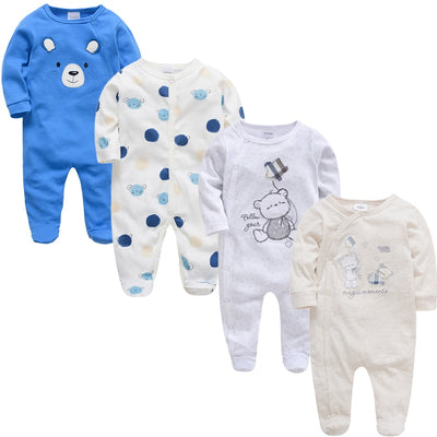 Amen-Snuggle Time 3 Or 4 Piece Sleeper Set