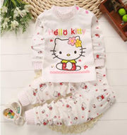 Margo-Kids Long Sleeve Pajama Set
