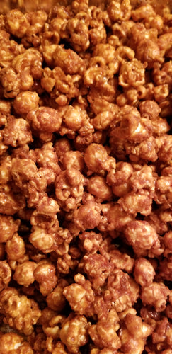 Alcohol Infused (Jack Daniels) Gourmet Popcorn
