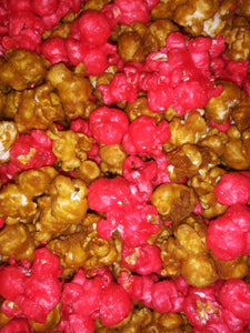 Strawberry Hennessey Infused Gourmet Popcorn