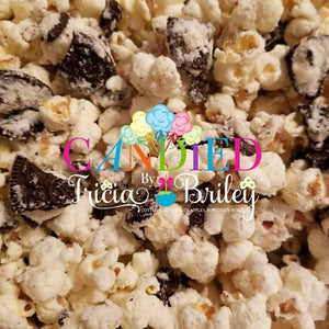 Cookies and Cream Gourmet Popcorn