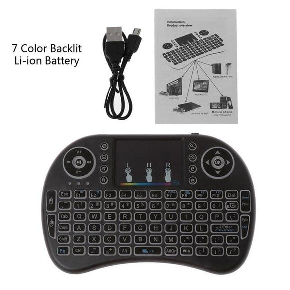Mini Keyboard for Smart TV