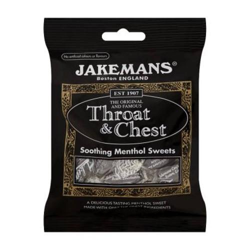 Jakemans Throat & Chest