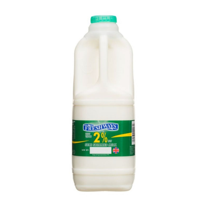 Freshways Semi Skimmed Milk 1L