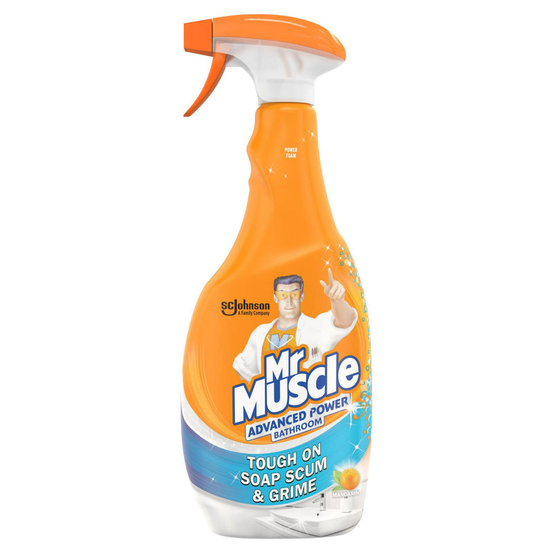Mr Muscle Bathroom and Toilet Cleaner 750ML