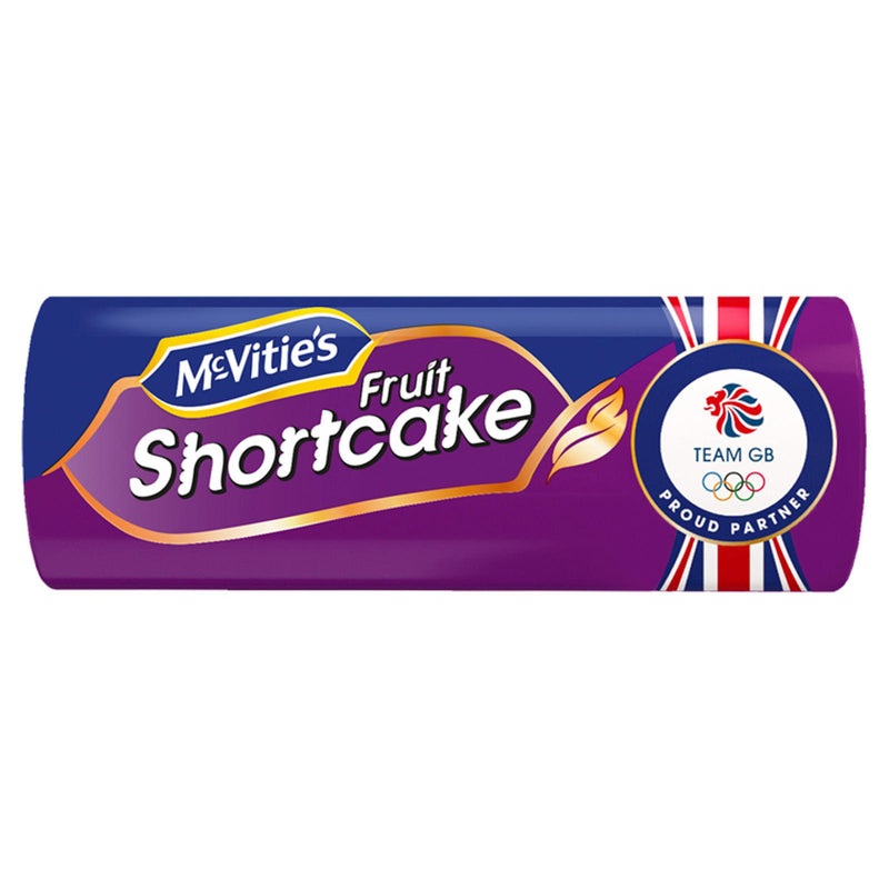McVitie's Fruit Shortcake Biscuits 200g