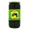 Village Whole Black Olives JAR 720ml