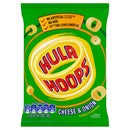 Hula Hoops Cheese & Onion Flavour Potato Rings 34g