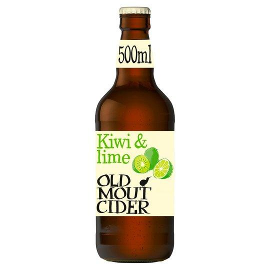 Old Mout Kiwi & Lime Cider 500Ml