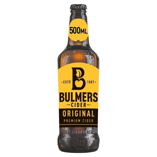 Bulmers Original Apple Cider 500Ml