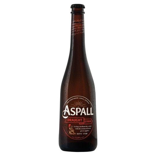 Aspall Draught Apple Cyder 500Ml