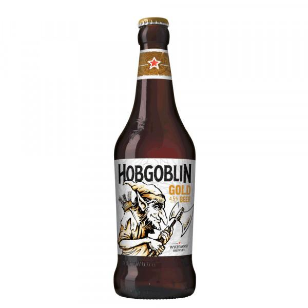Hobgoblin Gold Ale Bottles 500ml