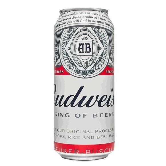 Budweiser Beer 440ml