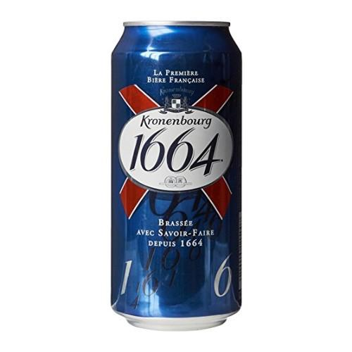 Kronenberg 1664 Beer 440ml