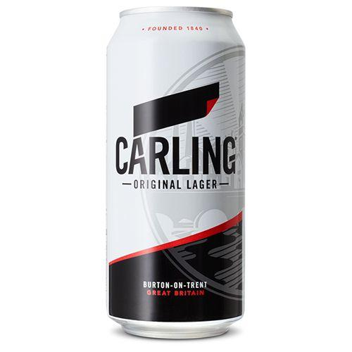 Carling Lager 440ml