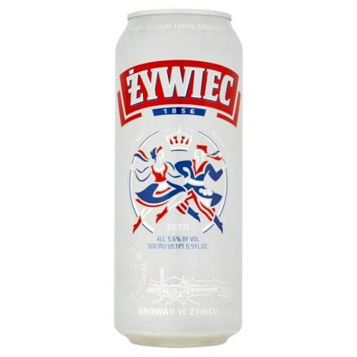 Zywiec 1856 Polish Beer 500ml