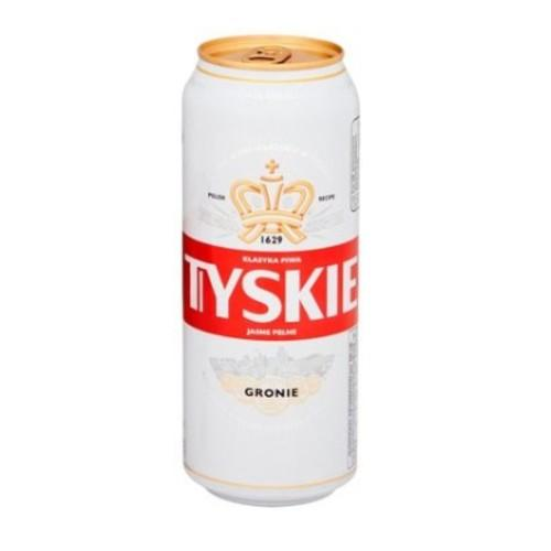 Tyskie Polish Lager 500ml