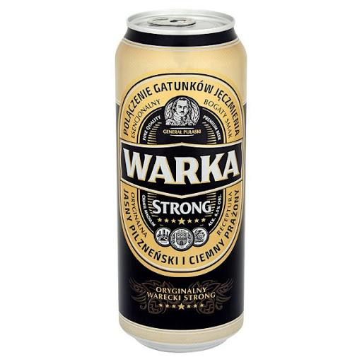 Warka Strong 500ml