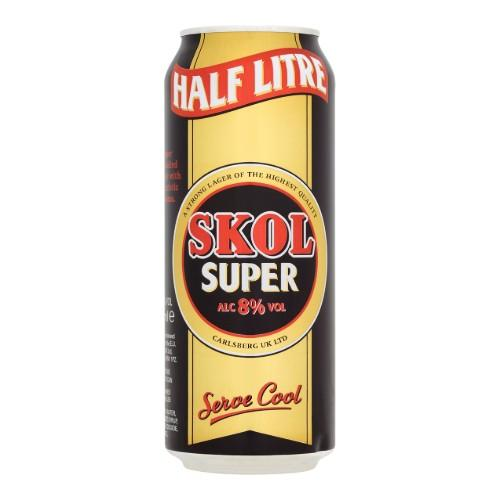 Skol Super 500ml