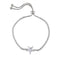 Loverocks CZ Star Drawstring Bracelet