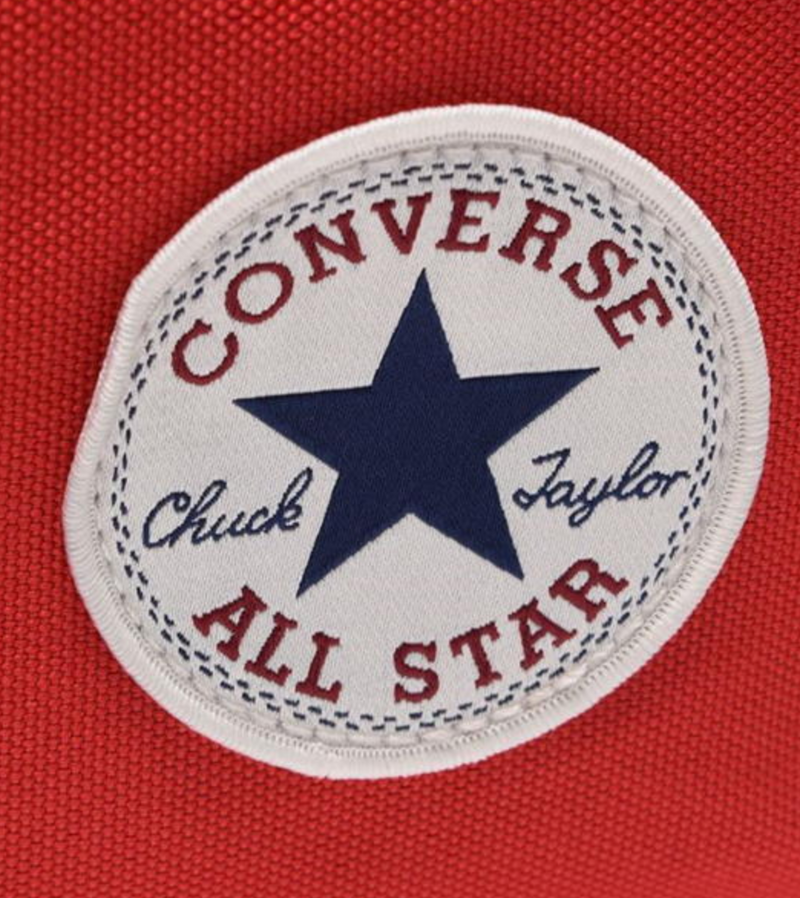 Converse Chuck Taylor Red & Navy Blue Backpack