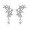 Loverocks Scatter Stars Stud Earring