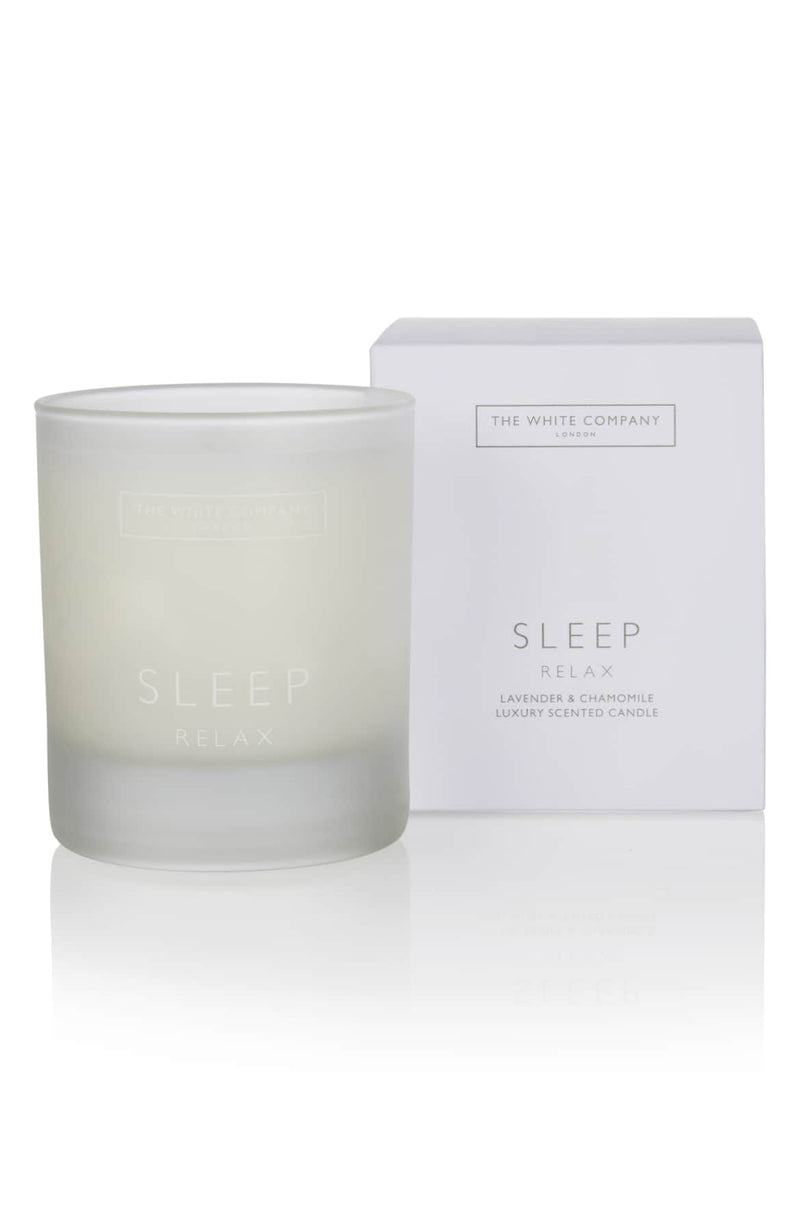 The White Company - Sleep Candle