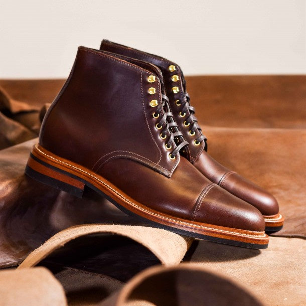 DAINITE CAP-TOE LAKESHORE BOOT