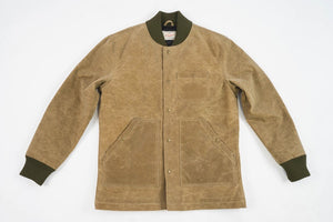 Ribbed WC Field Coat