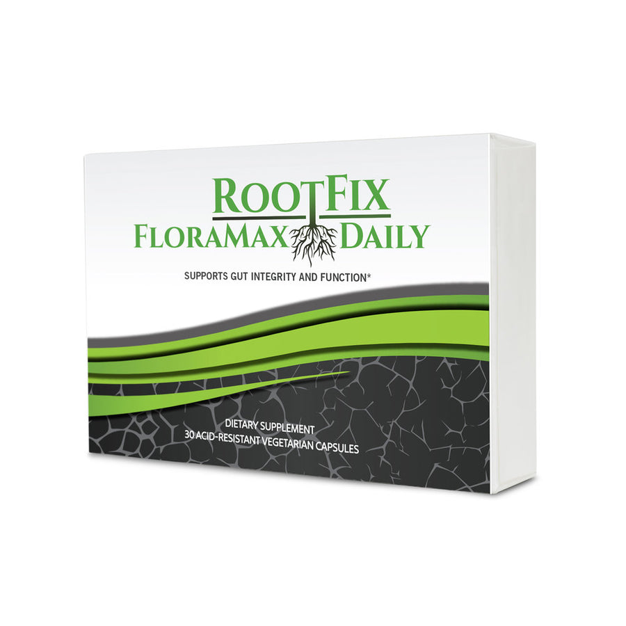 RootFix FloraMax Daily - GrassRoots Functional Medicine Store