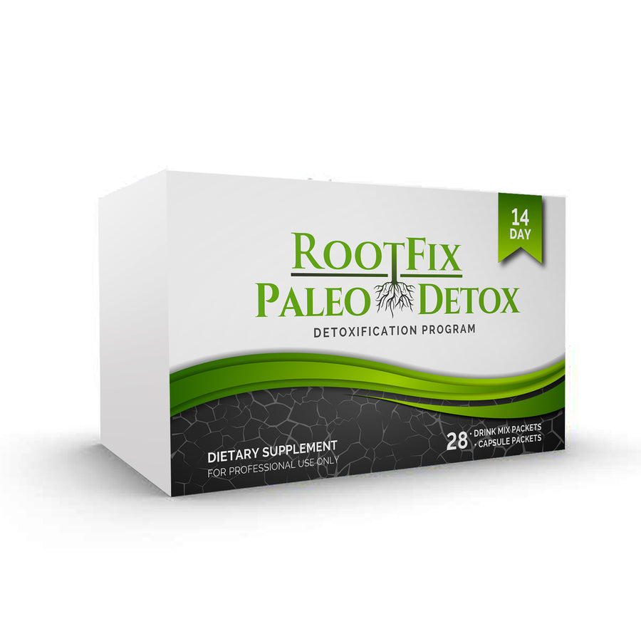 RootFix Paleo Detox Kit - GrassRoots Functional Medicine Store