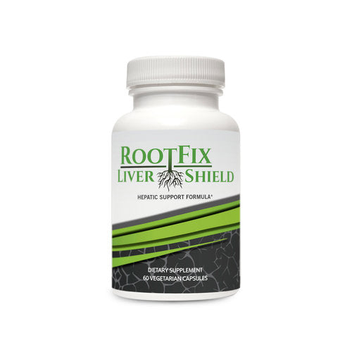 RootFix Liver Shield - GrassRoots Functional Medicine Store