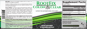 RootFix ColonClear - GrassRoots Functional Medicine Store