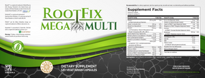 RootFix MegaMulti - GrassRoots Functional Medicine Store