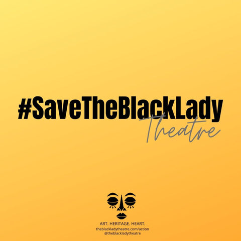 Save The Black Lady in Brooklyn