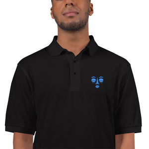 Embroidered TBLT Polo Shirt